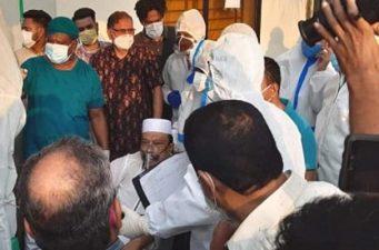 বদরউদ্দিন আহমদ কামরানে শারীরিক অবস্থার অবনতি, আনা হচ্ছে ঢাকায়