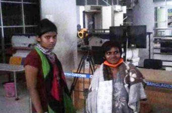 ভারতে পাচার হওয়া দুই কিশোরীকে ২ বছর পর  ফেরত পাঠিয়েছে পুলিশ