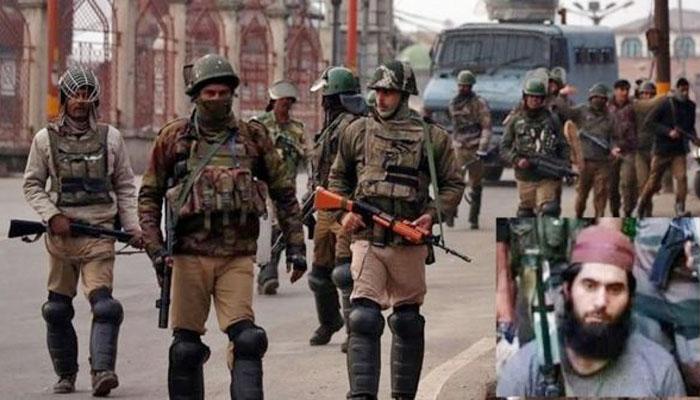 কাশ্মীরে ভারতীয় বাহিনীর অভিযানে হিজবুল কমান্ডারসহ নিহত ৩