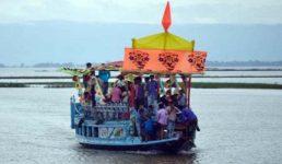 জামালপুরে বর যাত্রীবাহী নৌকাডুবি: একজনের লাশ উদ্ধার, শিশু নিখোঁজ