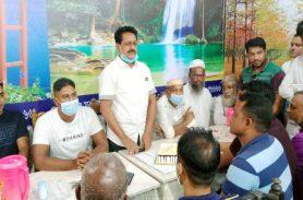 জগন্নাথপুরে গড়গড়ি একতা স্পোর্টিং ক্লাবের আনুষ্ঠানিকভাবে ৬ষ্ঠ বর্ষপুর্তি পালন