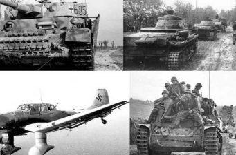 সেপ্টেম্বর দ্বিতীয় বিশ্বযুদ্ধ শুরুর একাশি বছর পূর্ণ হলো